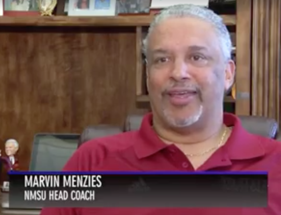 Channel 9 News Interview - Coach Marvin Menzies
